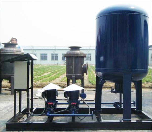 高壓水除麟系統設備